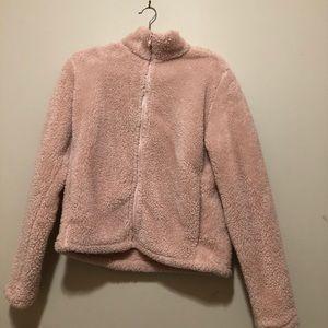 Sherpa-Sweater